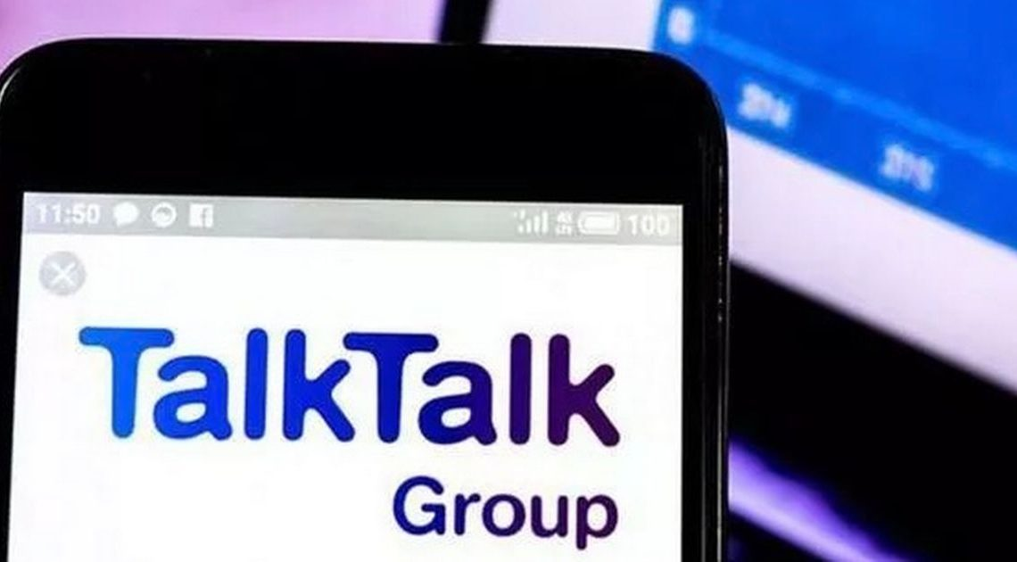 Furious TalkTalk customers unable to send emails or connect to internet