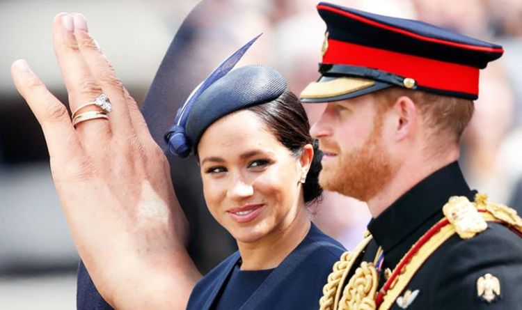 Meghan Markle's £250,000 ring redesign with more diamonds – but it looks like ring from ex