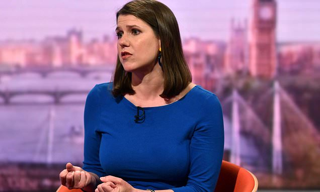 Lib Dem candidate Swinson says they should have stopped 'bedroom tax'