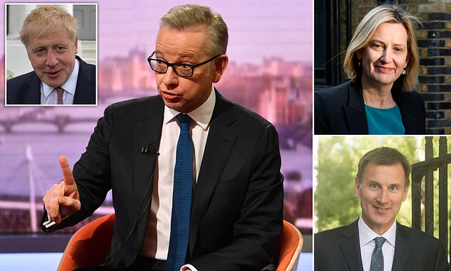 Michael Gove to continue battling despite fallout from cocaine setback