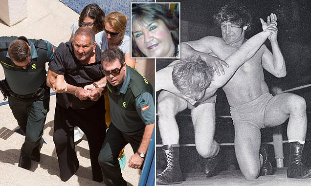 Ex-British wrestler Jimmy Breaks charged with killing former partner