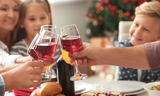 Children allowed alcohol by their parents are more likely to binge