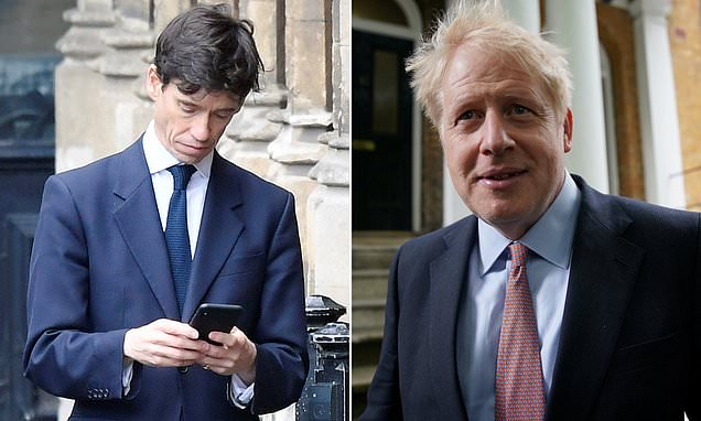 Now Rory Stewart says he WOULD serve under favourite Boris Johnson