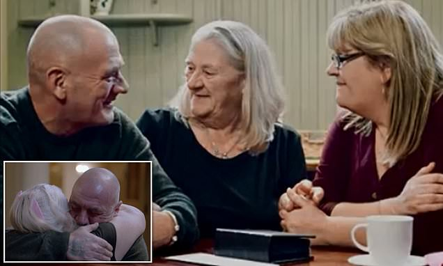 Man meets his mother and sister on Long Lost Family