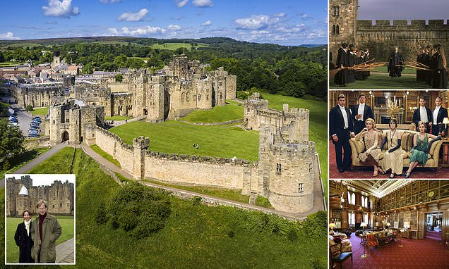 Duke who transformed Alnwick Castle gives the Mail a private tour