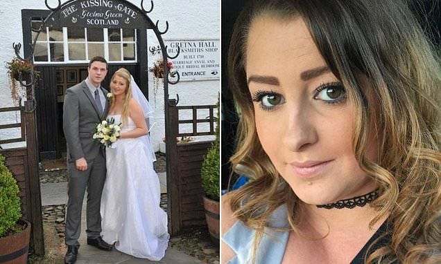 Gretna Green bride, 30, found dead at Andover, Hampshire, house