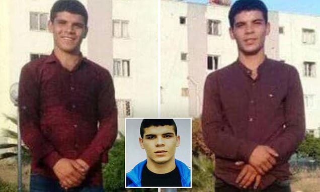 Teenage murderer 'escapes prison by switching places with his twin'