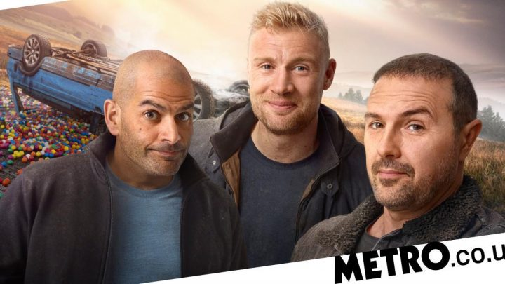 Paddy McGuinness and Freddie Flintoff 'have already been asked back at Top Gear'