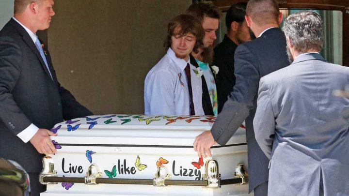 Funeral held for slain 5-year-old Utah girl 'Lizzy' Shelley