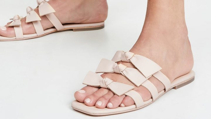 If You Think Neutral Sandals Are Boring, These 16 Options Will Change Your Mind