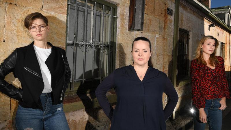 The trailblazing women behind the razor gang wars