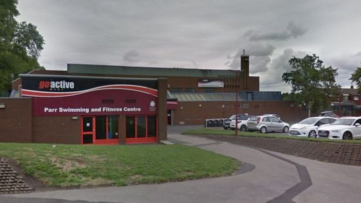 Boy, 12, in serious condition after falling through roof at leisure centre
