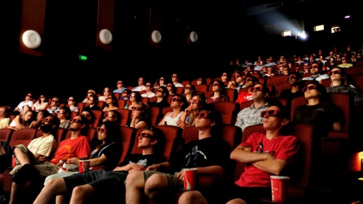 3D is dead (almost), long live the (food-to-your-seat, luxury) cinema