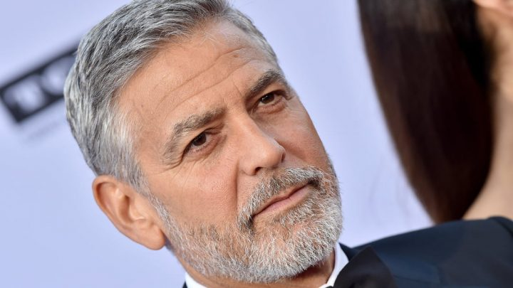 """George Clooney Urges Congress to Act on the Crisis in Sudan: """"Much More Can Be Done"""""""