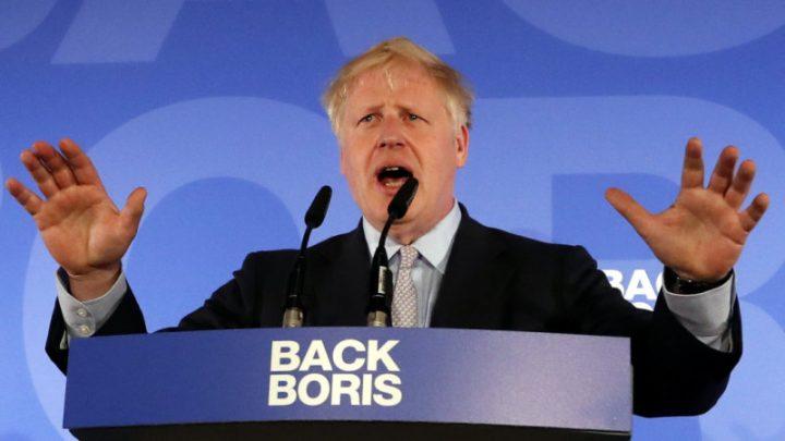 Along Irish border, Boris Johnson's ascent adds to Brexit unease