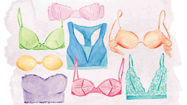 8 Types of Bras Every Woman Should Own