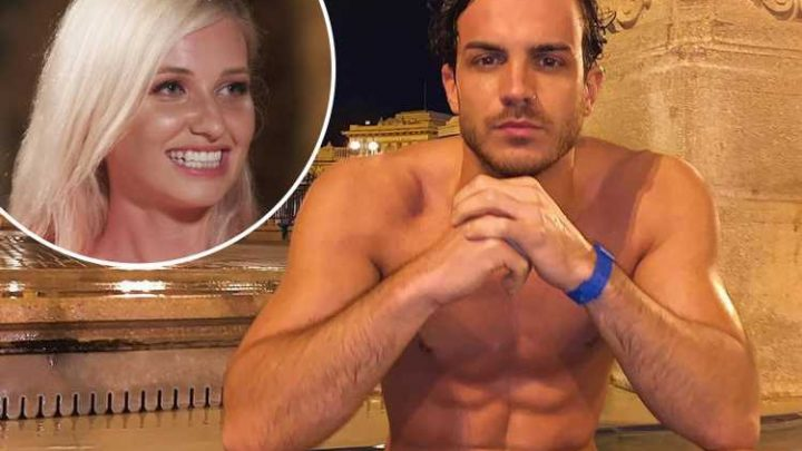 "Love Island's first Casa Amor hunk revealed as ""ruthless"" builder Dan Rose who has set his sights on Amy Hart"