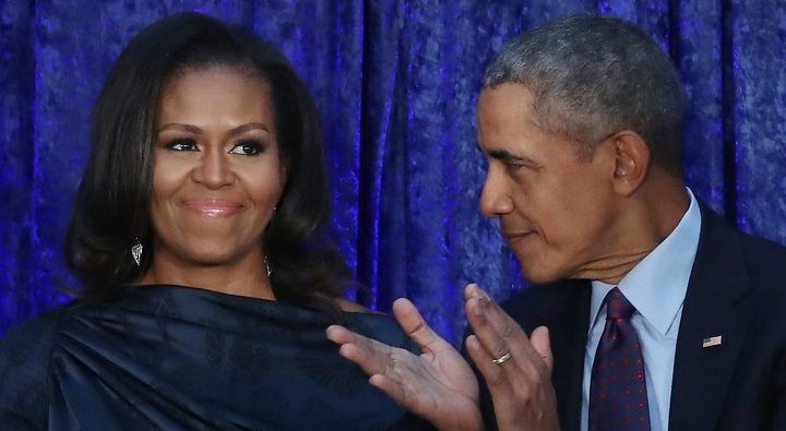 Michelle and Barack Obama Are Making All of Your Future Favorite Podcasts