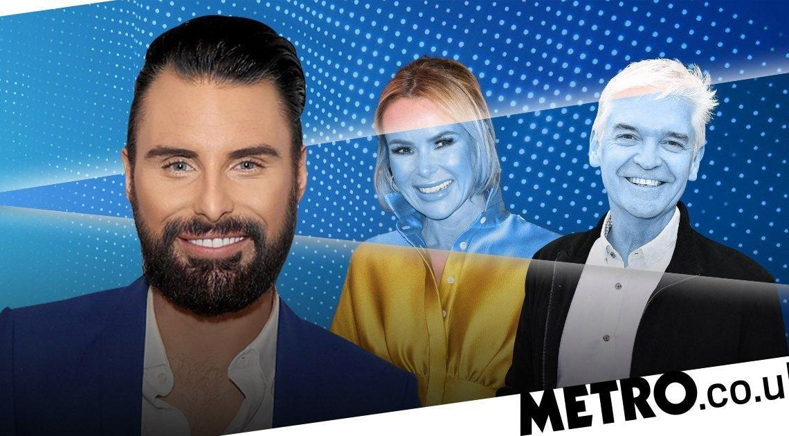 Rylan Clark-Neal blasted TV co-stars before Amanda Holden's This Morning feud