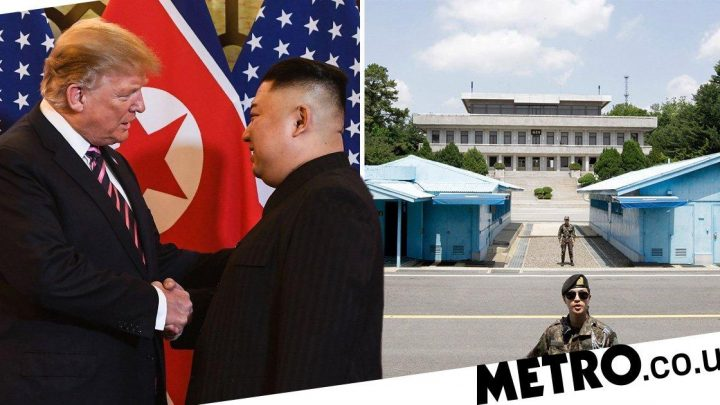 Donald Trump claims Kim Jong Un 'follows him on Twitter'