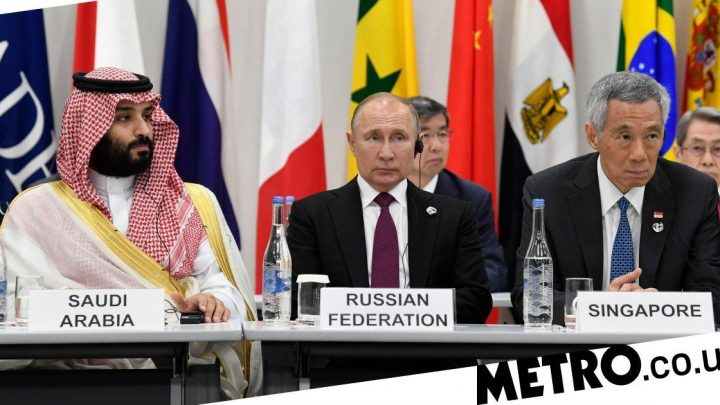 Putin says liberalism is dead an immigrants can 'kill and rape without impunity'