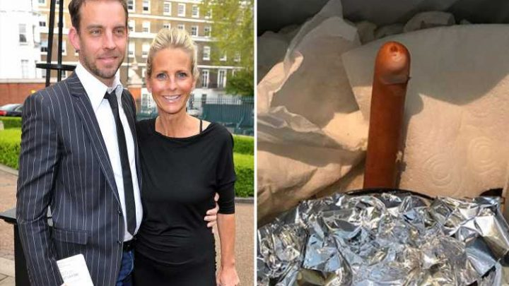Ulrika Jonsson pokes fun at size of ex Brian Monet's todger after sexless marriage