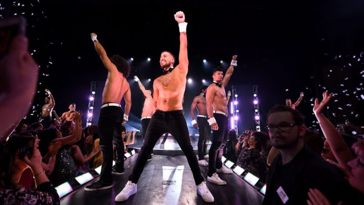 'Double Shot at Love' Star Vinny Guadagnino Extends Chippendale Gig