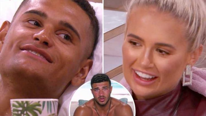 Love Island's Tommy Fury at risk of being dumped after Molly-Mae Hague sets her sights on new Islander Danny Williams