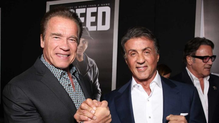 Watch Sylvester Stallone Take on Arnie's Role in Uncanny Edit of 'Terminator 2'