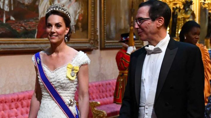 The Queen Honors Kate Middleton with a High Rank in Chivalry
