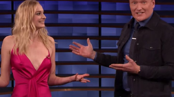 Sophie Turner Really Enjoys Slapping the Hell Out of People