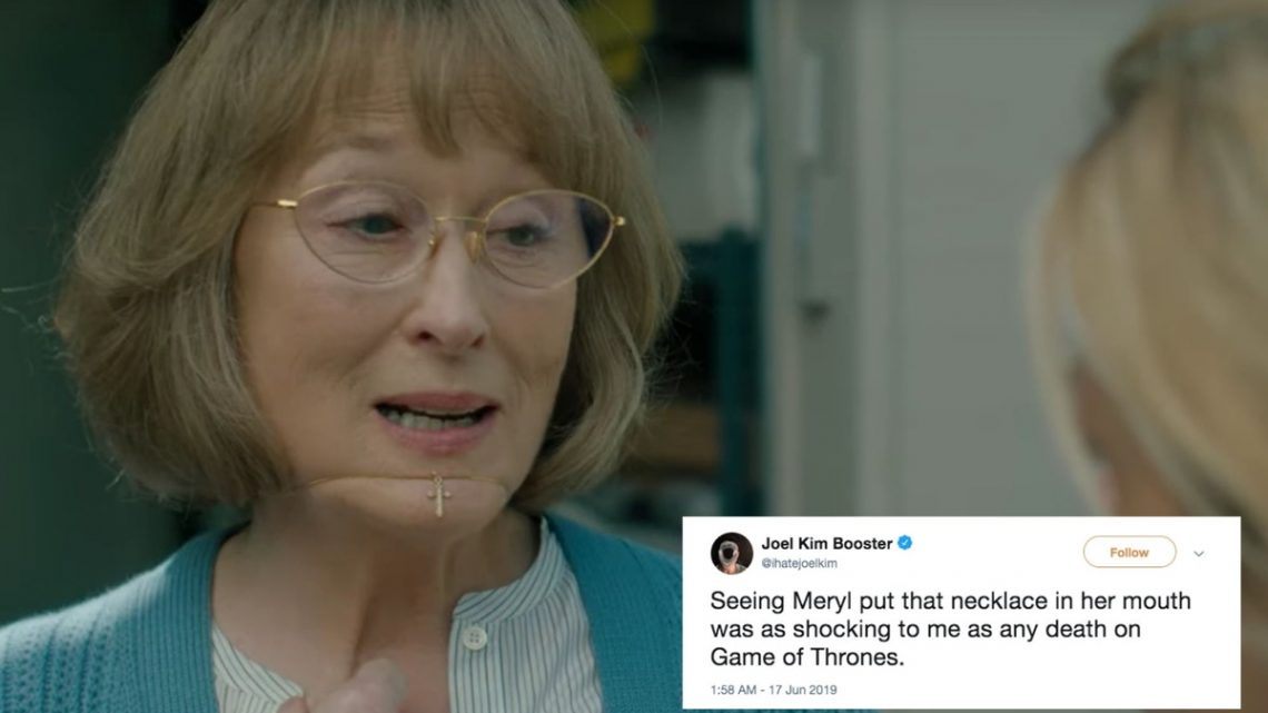 Mary Louise From 'Big Little Lies' Is Already An Icon & These Tweets Prove It