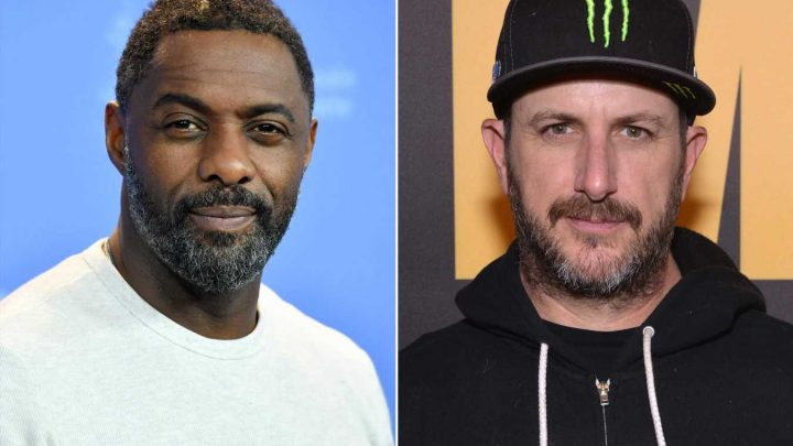 Sexiest Man Alive Idris Elba Going Up Against Pro Driver Ken Block in New Stunt Series
