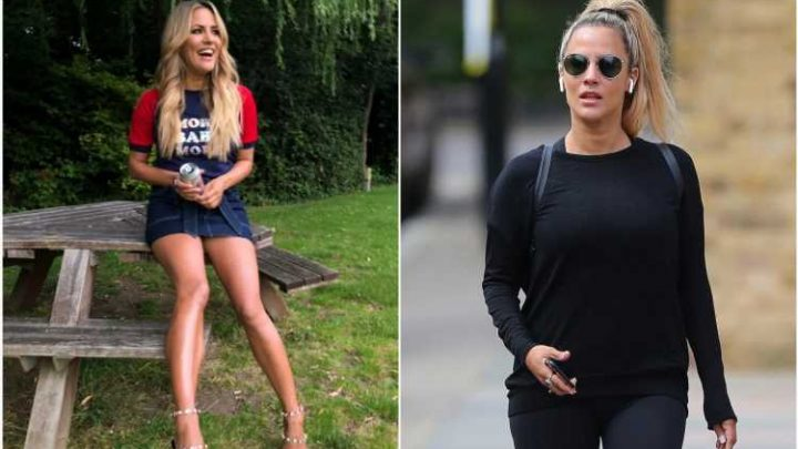 Love Island's Caroline Flack insists she would never do a reality show again as it would ruin her love life