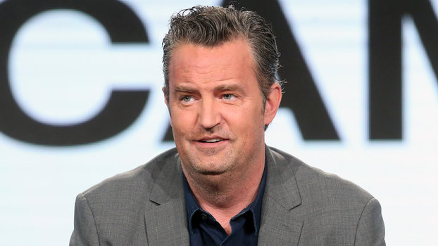 """Matthew Perry Has the Most Hilarious Response to Report About His """"Disheveled"""" Appearance"""