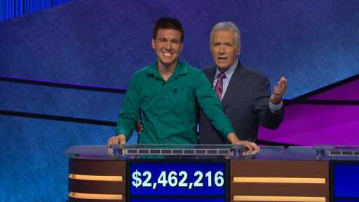 'Jeopardy!' Champ James Holzhauer Continued To Chase History Tonight – Here's What Happened