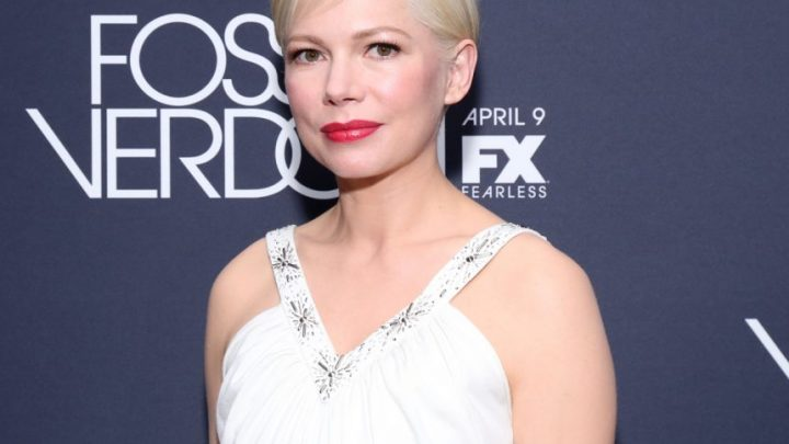 Michelle Williams Says Working On 'Dawson's Creek' Was 'Like A Factory Job'!