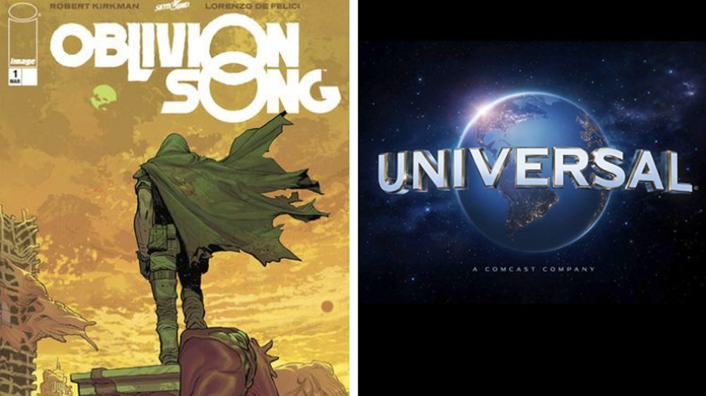 Robert Kirkman's 'Oblivion Song' Comic In Works As Movie At Universal