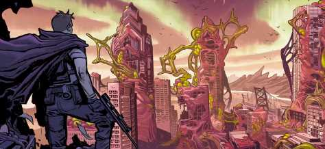 'Oblivion Song' Movie Will Adapt Robert Kirkman's Sci-Fi Comic