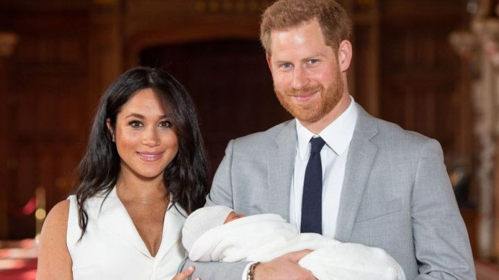Everything You Need to Know About Baby Archie's Christening
