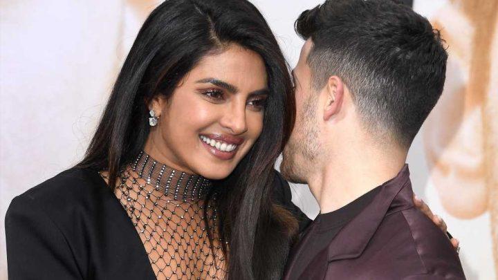 Priyanka Chopra rocks thigh-high slit at Jonas Brothers' documentary premiere