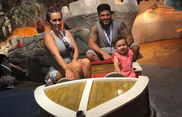 Jen Harley Sends Father's Day Love to Ronnie Magro (Yes, They're STILL Together!)