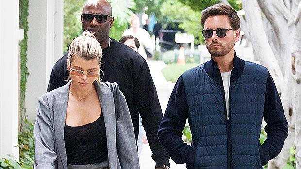 Scott Disick & Sofia Richie: Their Plans For Marriage & Children In The Future — They're 'Perfectly Happy'
