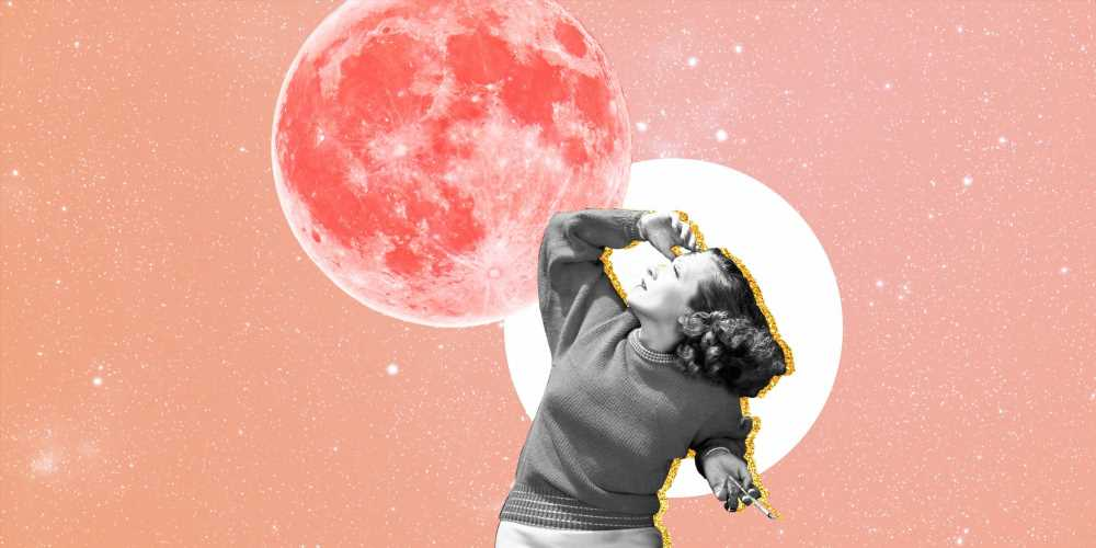 Really Scared to Make a Life-Changing Decision? Let the Strawberry Full Moon Guide You