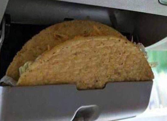 Open Post: Hosted By The Taco Holder In Almost Every Car