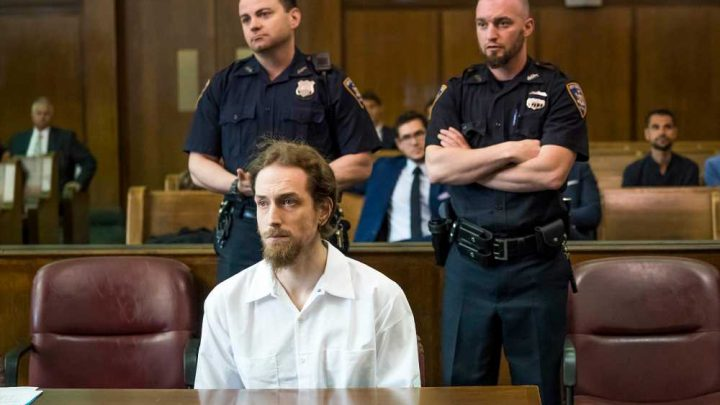 Ivy League 'dad killer' kicked out of his own trial