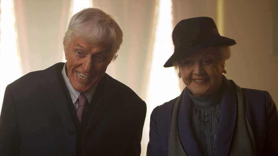 Dick Van Dyke Vows to 'Defend' Angela Lansbury After Another Actor Challenges Her to a Fight