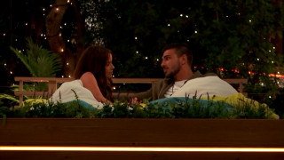 Love Island's Maura seduces Tommy Fury and asks 'what if I asked you to kiss me' as he admits Molly-Mae doesn't turn him on