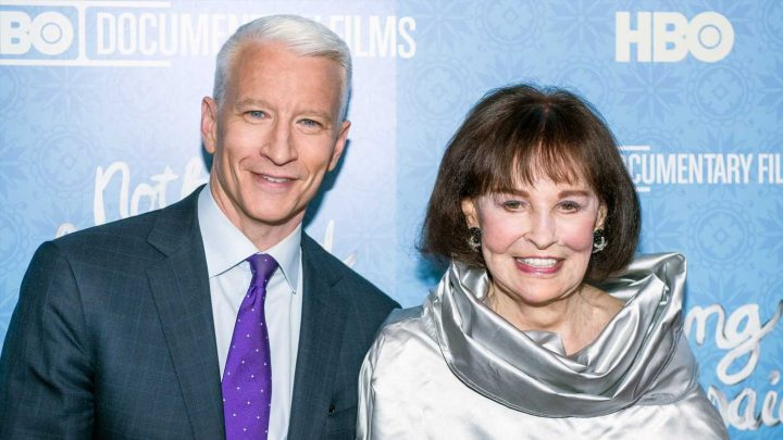 Gloria Vanderbilt dead at age 95: 'What an extraordinary woman,' son Anderson Cooper says