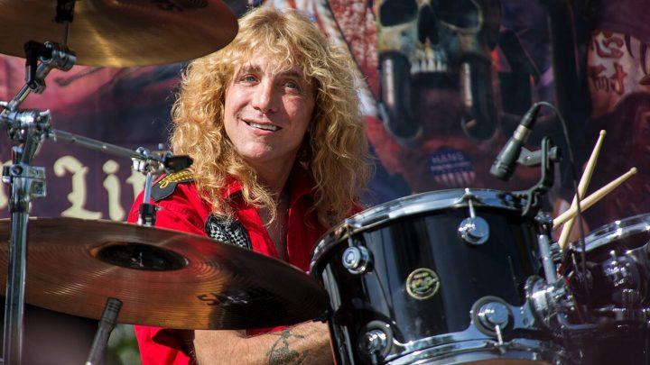 Former Guns N' Roses drummer Steven Adler hospitalized with reportedly self-inflicted knife wound